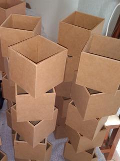 Cajas De Mdf.- 10x10x10.- Precio Por Pieza