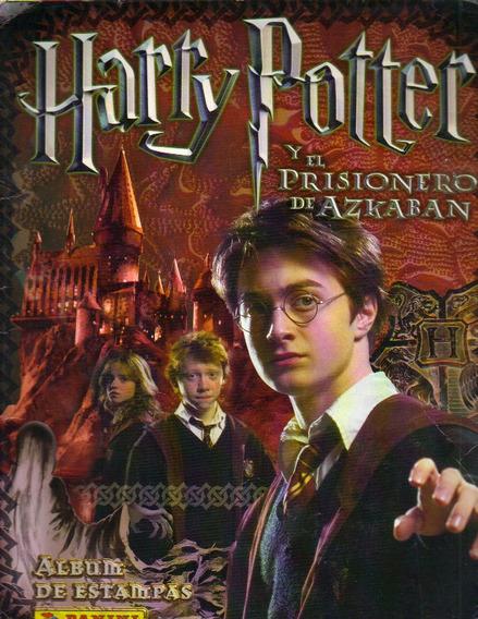 Álbum De Estampas Harry Potter Y El Prisionero De Azkaban