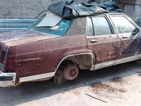 Mercury Grand Marquis Partes Ltd