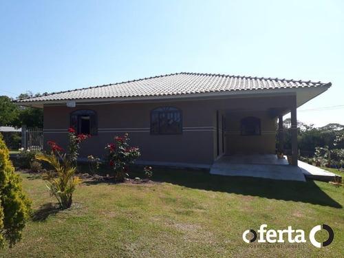 Imagem 1 de 15 de Chacara Com Casa - Feixo - Ref: 562 - V-562