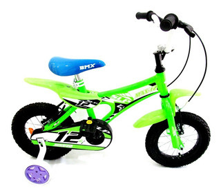 Bicicleta Rodado 12 Ruedas Inflable