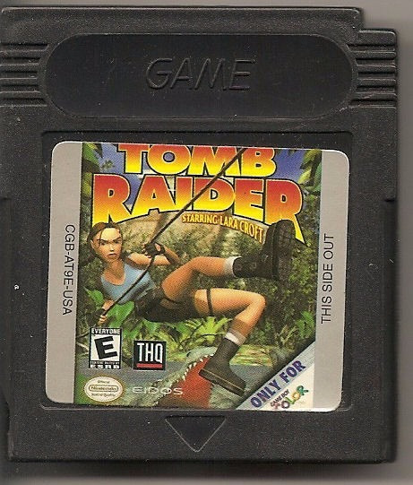 Tomb Raider - Game Boy Color