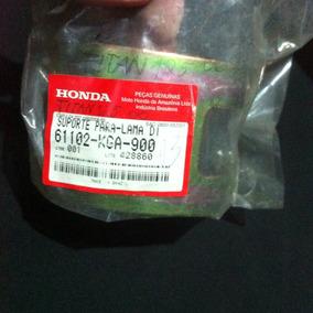 Suporte Metal Paralama Cg125 Titan 00 Original Honda