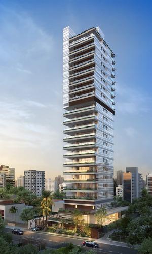 Apartamento Residencial Para Venda, Jardim Paulista, São Paulo - Ap7840. - Ap7840-inc