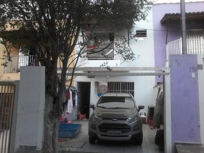 Sobrado A Venda Em São Paulo, Ermelino Matarazzo, 2 Dormitórios, 2 Suítes, 2 Vagas - 20726