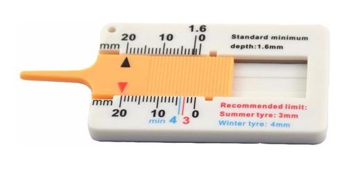 Profundimetro Medidor Profundidad Altura Llanta Agujero 20mm