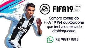 Compr0 Conta De Fifa19 Com Web App Xbox One E Ps4