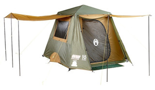 Carpa Coleman Instant Up 6 Personas Gold Series