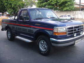 Ford F-1000 Xlt 4 X 2 Turbo Diesel