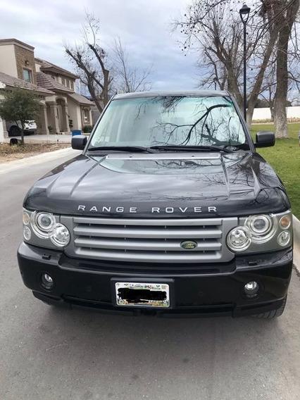 Land Rover Range Rover Hse 2008