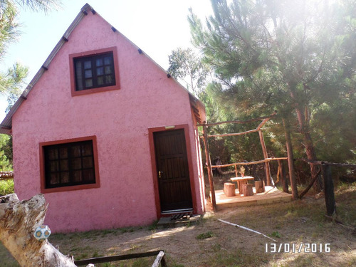Imagen 1 de 14 de Alquilo Cabaña En La Esmeralda Ideal Para Vacacionar