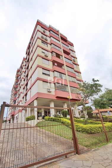 Apartamento Em Camaquã Com 2 Dormitórios - Bt5724