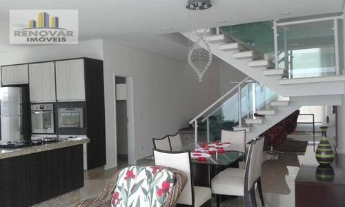 Imagem 1 de 30 de Casa Residencial À Venda, Cidade Jardim, Mogi Das Cruzes - . - Ca0327
