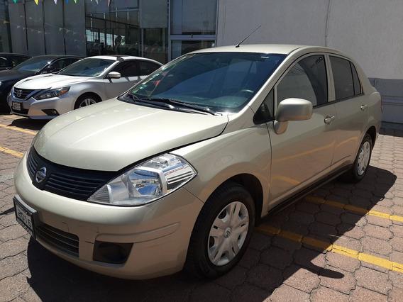 Nissan Tiida 4 Puertas