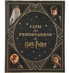 Livro O Livro Dos Personagens De Harry Potter