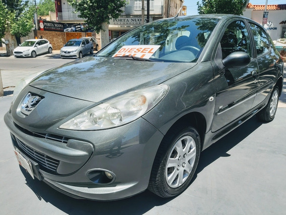 Peugeot 207 Compact Allure 1.4 Hdi 5 Pta
