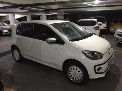 Volkswagen Up! 1.0 12v Msi Flex White Up!