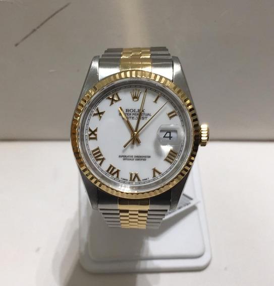 Reloj Caballero Rolex Mod-datejust Ref-16235 Año-1995