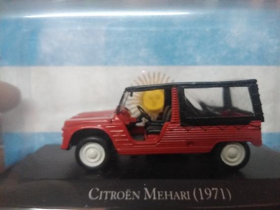 Autos Inolvidables Argentinos Nro 32 Citroen Mehari 1971