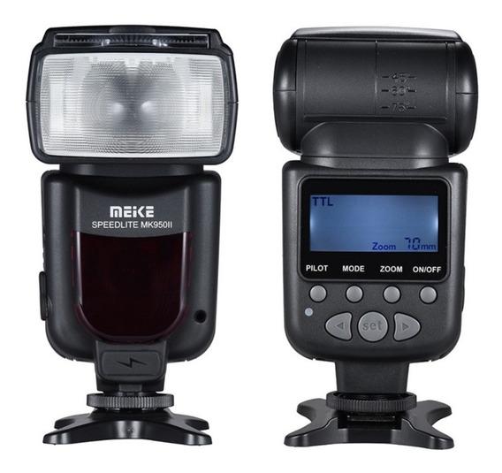Flash Meike 950c Ttl P/ Canon T6i T6 T5i Sl2 80d 1100d T3i