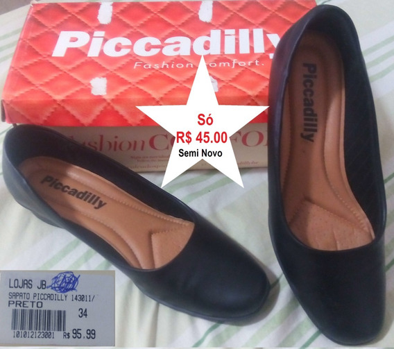 Piccadilly Conforto Nº 34