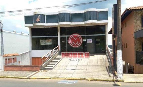 Salão Para Alugar, 700 M² Por R$ 5.000/mês - São Benedito - São Pedro/sp - Sl0346