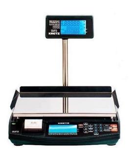 Balanza Aura Eco Kretz Avib30p Comercial C/impresora