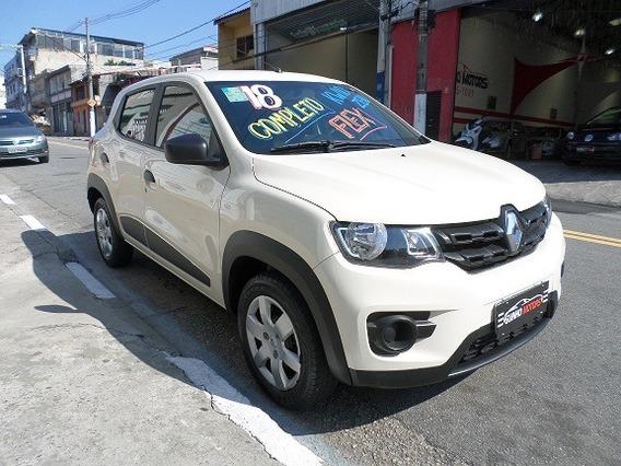 Renault Kwid 1.0 Zen Completo 2018