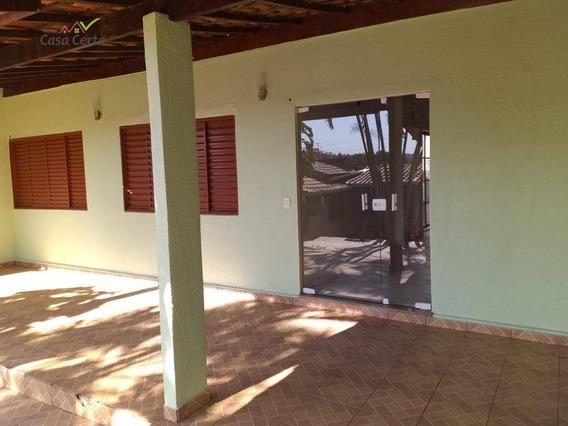 Casa Com 3 Dormitórios À Venda, 100 M² Por R$ 270.000,00 - Jardim Itamaraty - Mogi Guaçu/sp - Ca0145