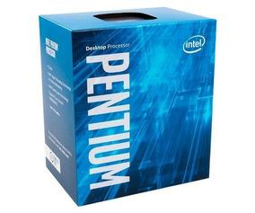 Processador Intel Pentium G4560 Kaby Lake, Cache 3mb, 3.5ghz
