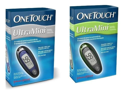 Medidor Glucosa Diabetes One Touch Ultra Mini Glucometro