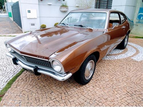 Ford Maverick Modelo 1977 Original De Fábrica  - 2 º Dono !