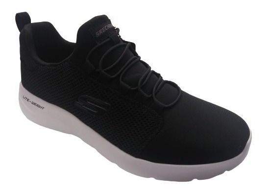 Zapatilla Skechers Dynamight 2.0 Bywood Negro - 58361