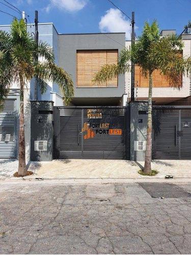 Imagem 1 de 30 de Sobrado Com 3 Dormitórios À Venda, 119 M² Por R$ 780.000,00 - Vila Carrão - São Paulo/sp - So0014