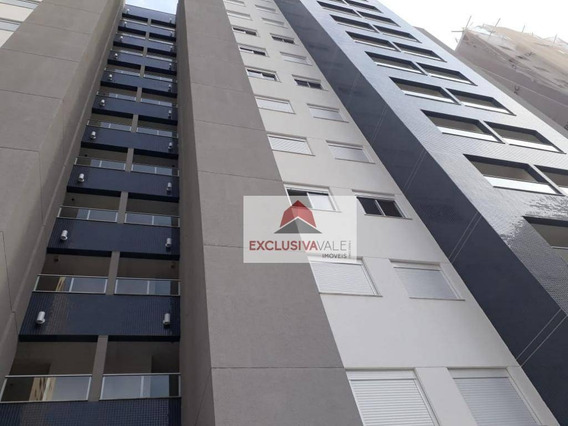 Apartamento À Venda, 77 M² Por R$ 450.000,00 - Jardim Aquarius - São José Dos Campos/sp - Ap2145
