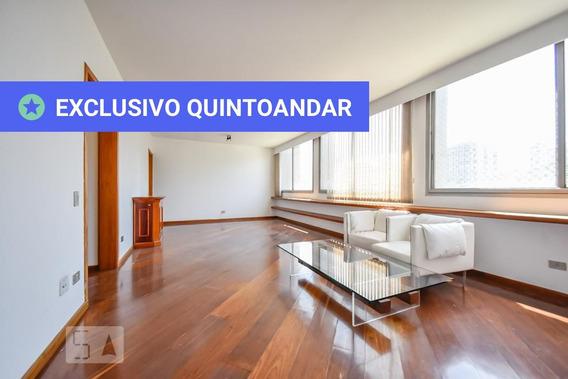 Apartamento No 18º Andar Com 3 Dormitórios E 2 Garagens - Id: 892970480 - 270480
