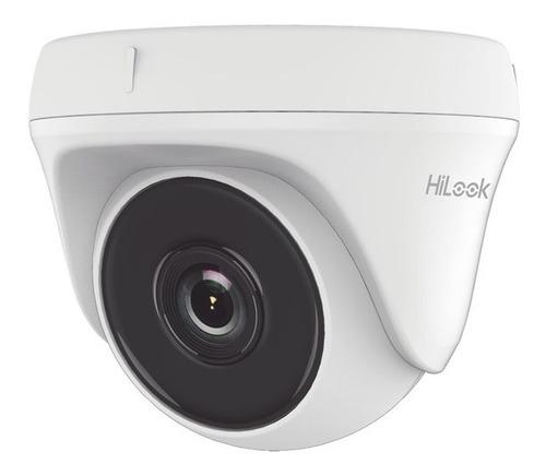 Imagen 1 de 1 de Cámara Domo 1080p Lente 2.8mm 20m 4 Tecnologias Uso Interior