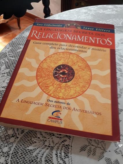 Livro A Linguagem Secreta Dos Relacionamentos Volume Unico !