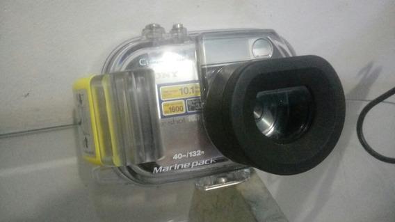 Caixa Estanque Sony Mergulho/ Câmera Digital Aceito Oferta