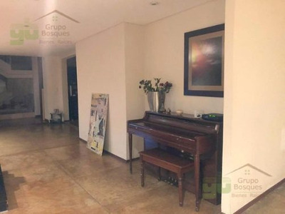 Departamento En Venta En Residencial Vivendi De 3 Recamaras Con Opción A 4, Hda. De Las Palmas, Huixquilucan