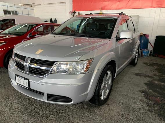 Dodge Journey Sxt Premium Aut Ac 7 Pasjs 2010