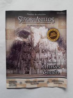 Ajedrez De Colección - El Señor De Los Anillos N° 21 Minas