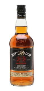 Whisky Whyte & Mackay Triple Matured 700ml Blended Scotch