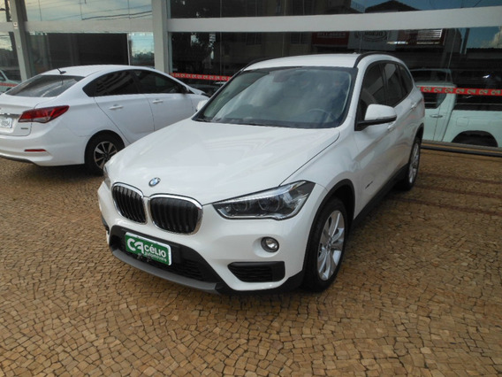 Bmw X1 2.0 16v Sdrive 2.0i Active Flex Turbo Automatico