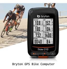 Bryton Gps Ciclismo Computador Recarregável Ipx7 Água