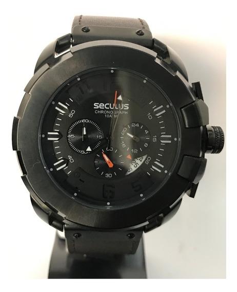 Relógio Seculus Masculino Cronógrafo 20467gpsvpc1