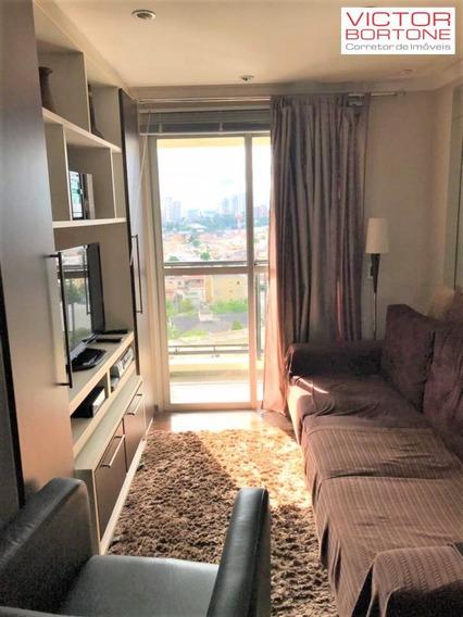 Apartamento Rico Em Planejados 3 Dts 1 Ste 1 Vg - 810