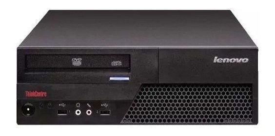 Cpu Desktop Lenovo C2d E8400 8gb Ddr3 (s/hd) Dvd Wifi