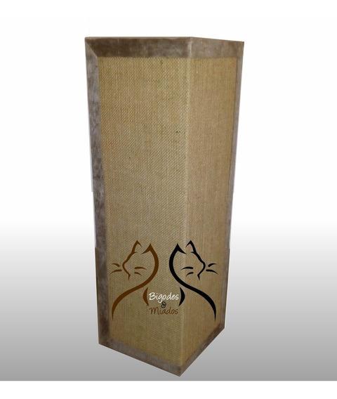 Protetor De Sofá E Arranhador Para Gatos Várias Medidas 20cm