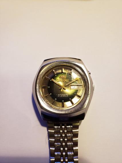 Relógio Orient, Automático